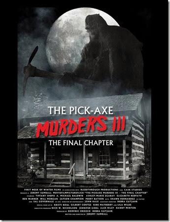 pick axe murders III