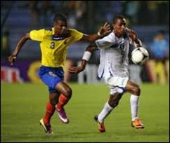 Ecuador vs Honduras