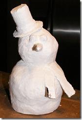 SNOWMEN DIY