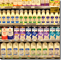 [Milk at the supermarket]