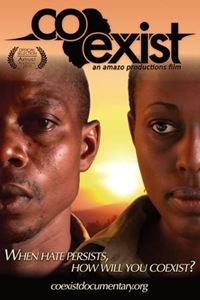 Coexist documentary poster