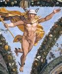 Mercurio_ Rafaello Sanzio (1517)