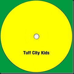 Tuff City Kids ‎– Bobby Tacker EP 1