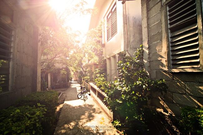 Banton's Narrow Alleys