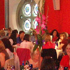 Diners at the Oran Mor