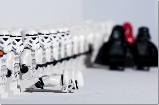 star wars planking