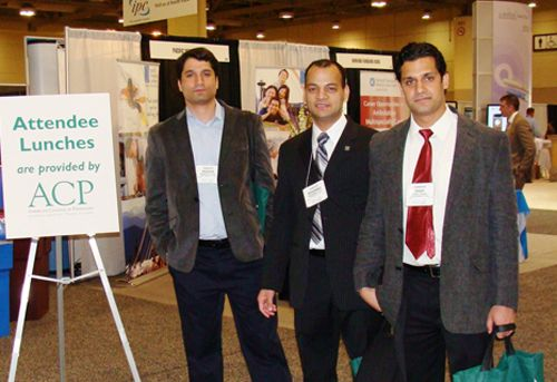 Our team represents New York at ACP Toronto (April 2010)