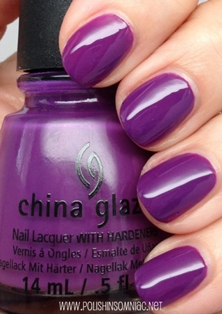 China Glaze X-ta Sea