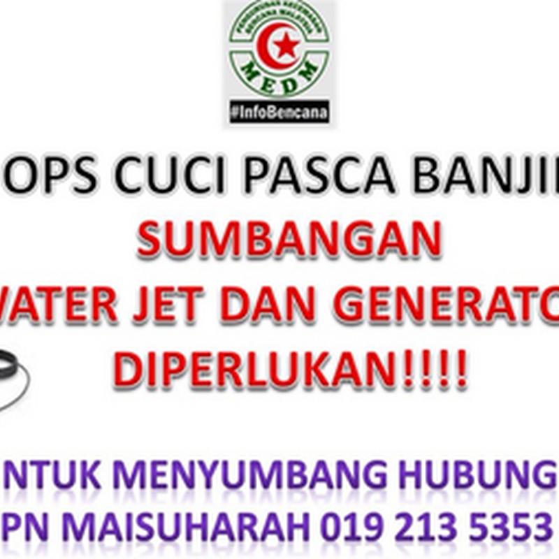 Jom bantu mangsa banjir !