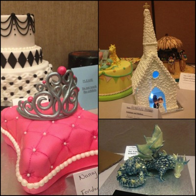 Cake decorating 5