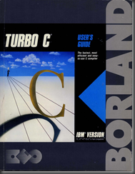 Turbo C User's Guide
