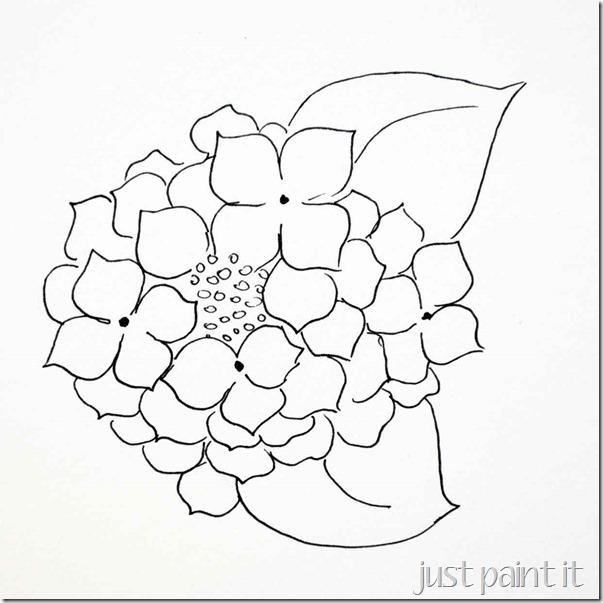 hydrangea-pattern-C
