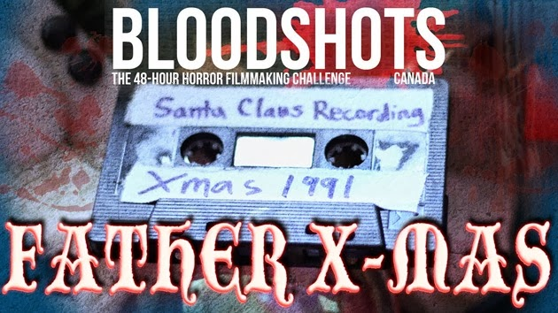 Father Christmas short film 2011