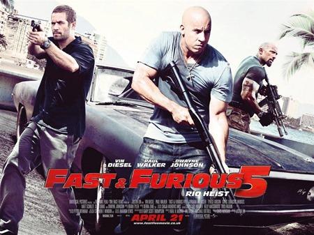 Fast and Furious 6 กำหนดวันฉายจริงในปี 2013