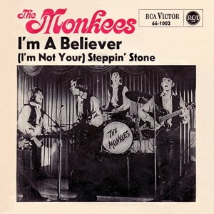 The Monkees - I Am a Believer - 300pix