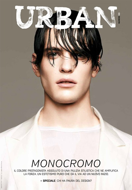 Riccardo Piane @ I Love Models by Girogio Codazzi for URBAN mag #120. Styled by Ivan Nontchev, 2014.