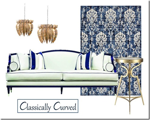 Classically Curved