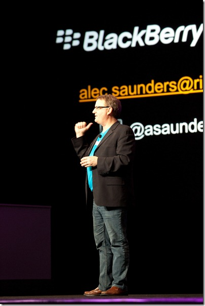 Alec Saunders