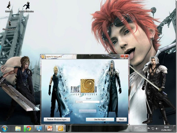 Tema final fantasy VII 03