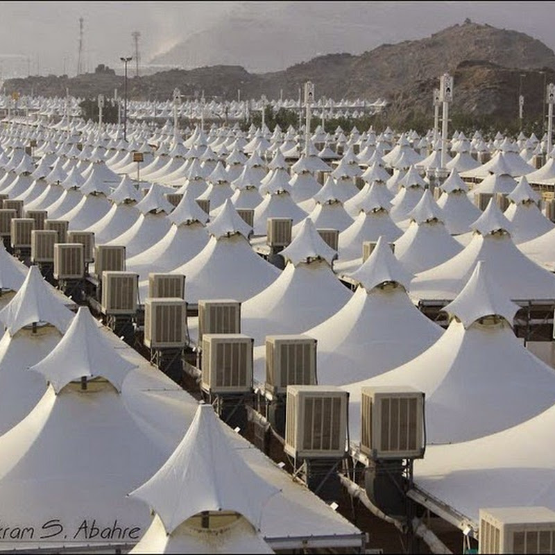 Mina, The City of Tents