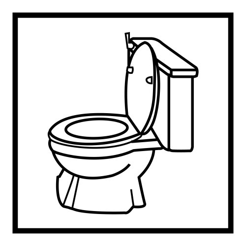 Dibujos de inodoros para colorear - Fotos de inodoros ...