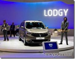 Dacia Lodgy Autosalon Geneve 2012 02