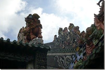 Guangzhou 廣州: Chen Clan Academy 陳家祠