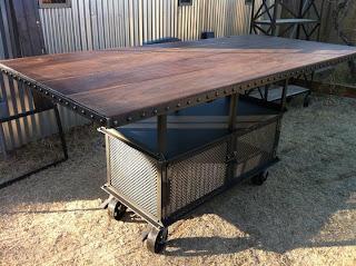 Ellis Base Bar Table