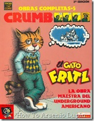 P00005 - Robert Crumb  - Fritz el gato.howtoarsenio.blogspot.com #5