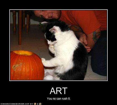 cat art