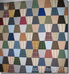 Tumbler lap quilt