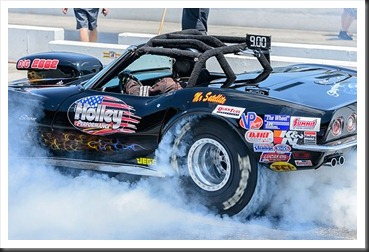 Bubba's Garage: 10th Annual Holley NHRA National Hot Rod ...