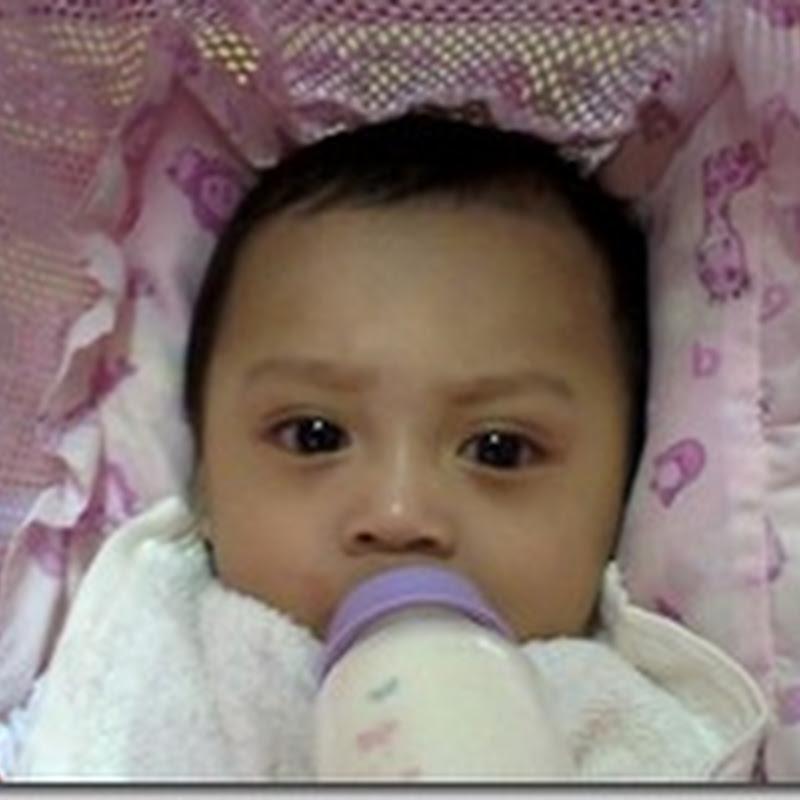 Bayi 8 bulan didera dan mati ..