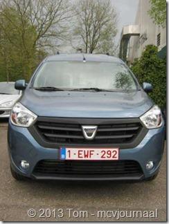 Dacia Dokker in Belgie 04