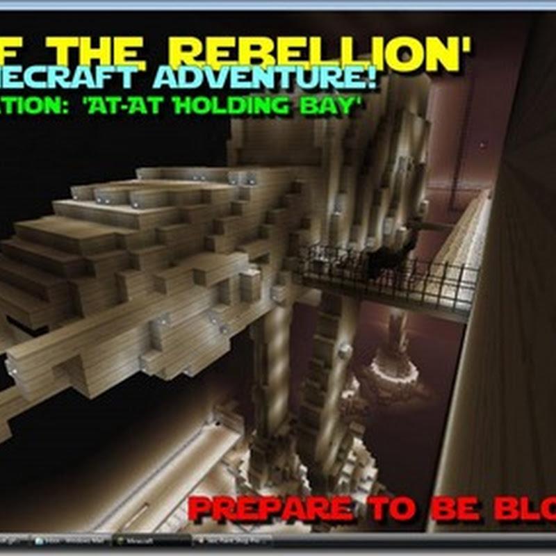 Minecraft 1.5.1 - Rise of the Rebellion Mappa (Adv/Puzzle)