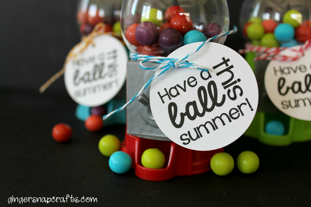 Have a ball this summer! #teachergiftidea