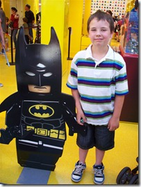 Stanley 8th Birthday LEGO