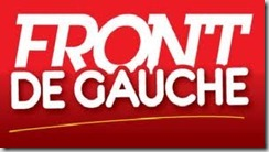 logo Front de Gauche