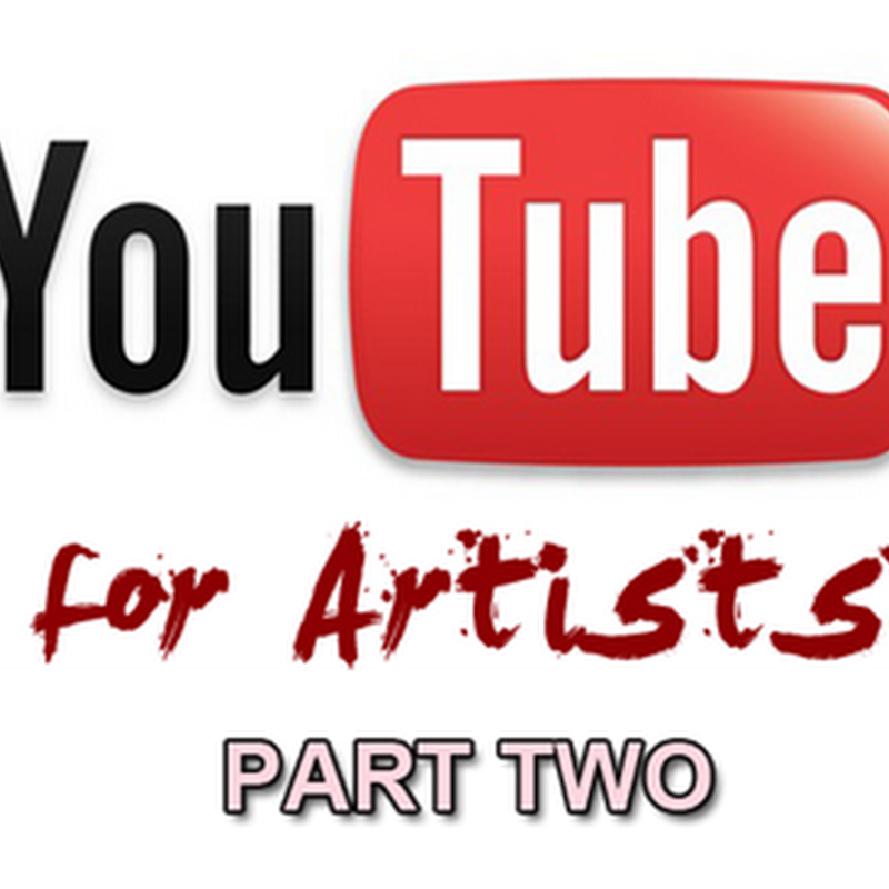 How Artists Can Use Video to Promote Art on Youtube