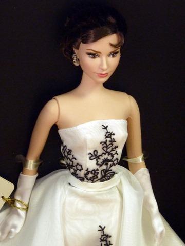 Madrid Fashion Doll Show - Barbie Audrey Hepburn