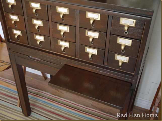 Red Hen Home card catalog 3