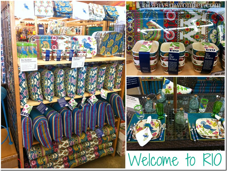 RIO Collection at World Market