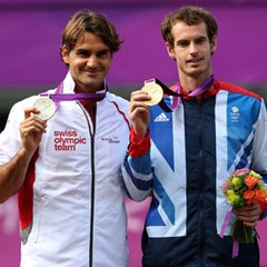 Murray & Federer