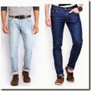 Myntra : Buy Men's Jeans at Flat 50% off  – Buytoearn