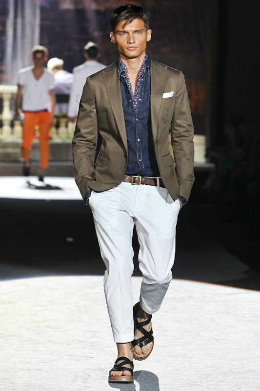 Milan Fashion Week Primavera 2012 - Dsquared² (17)