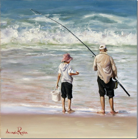 now son lets catch a big one - 2013