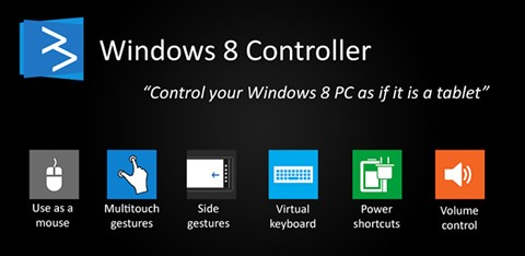 Windows 8 Controller