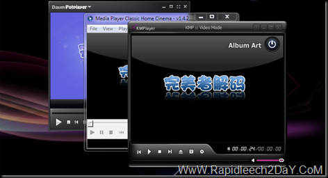 Pure-Codec-Player