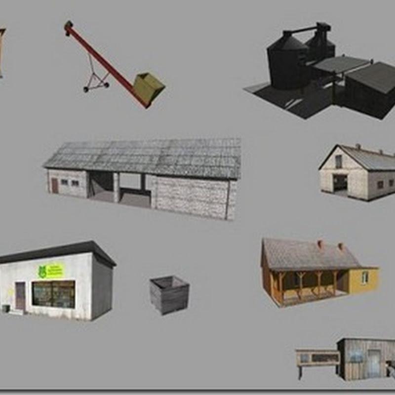 Farming simulator 2013 - Old Models