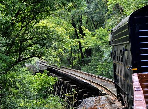 Potomac Eagle train9